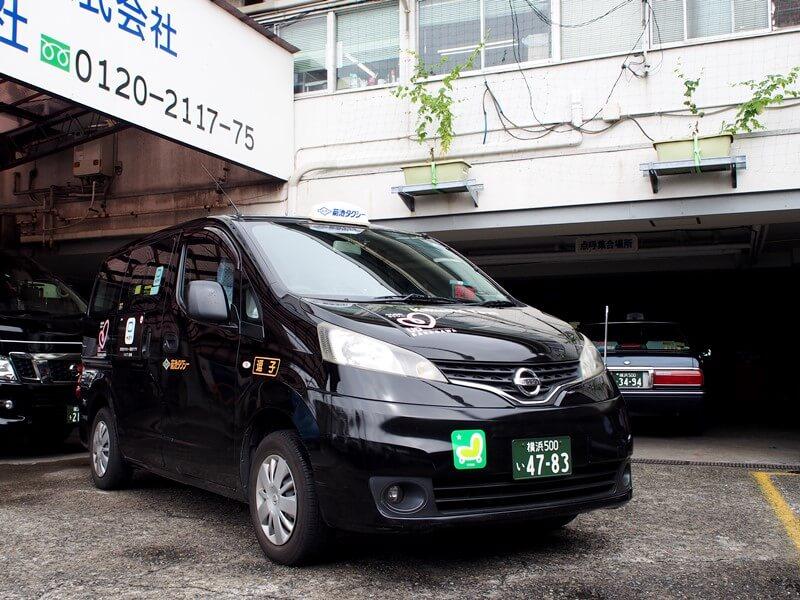 NV200UDタクシー