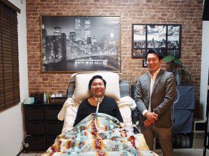 松原さんと大澤さん