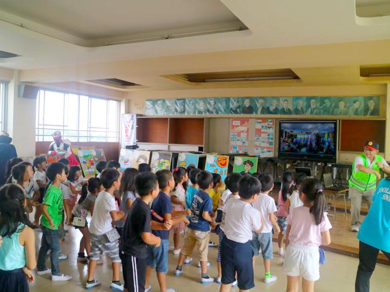 防災教育イベント