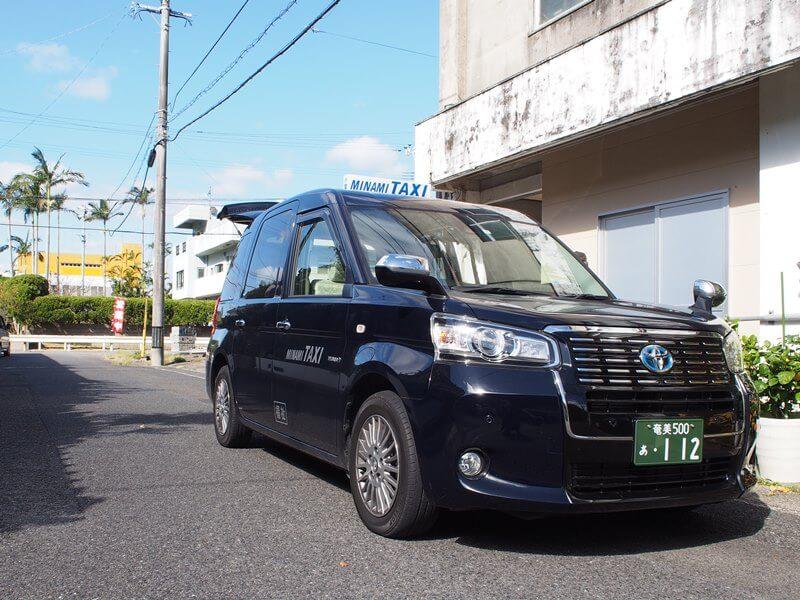 ジャパンタクシー外観