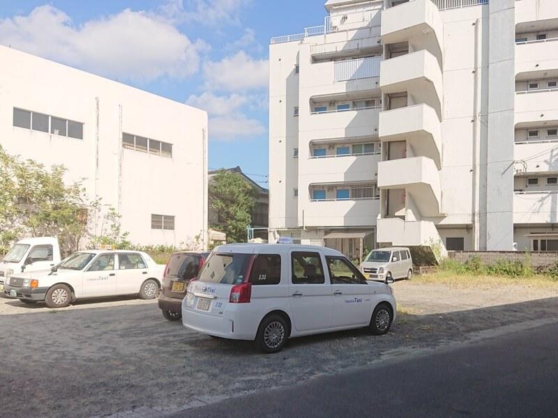 田中タクシーのJPN TAXI