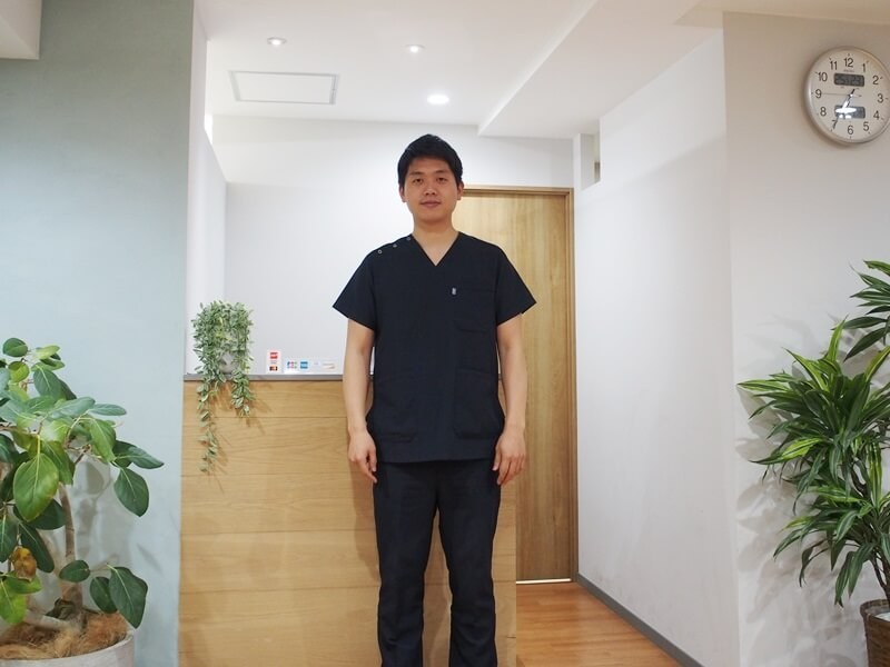 チーフマネージャーの岩澤さん