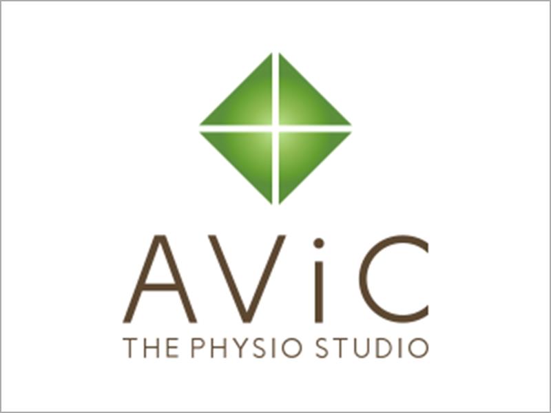 AViC THE PHYSIO STUDIOのロゴマーク