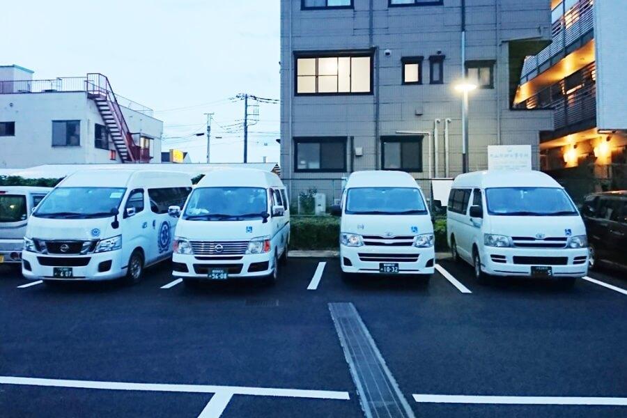 埼玉県コールセンター加盟の介護タクシー