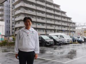 アスモ介護タクシー船橋の細田さん